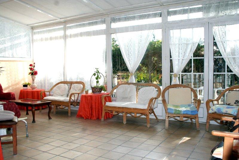 sala común Residencia Acacias
