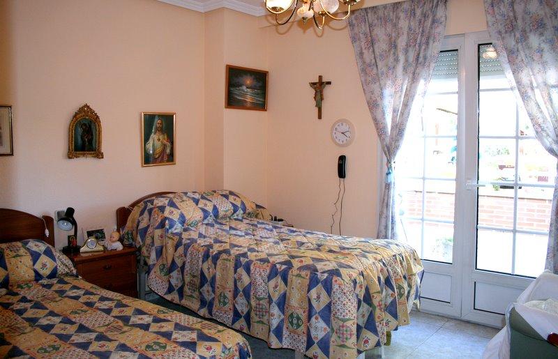 habitación Residencia Acacias
