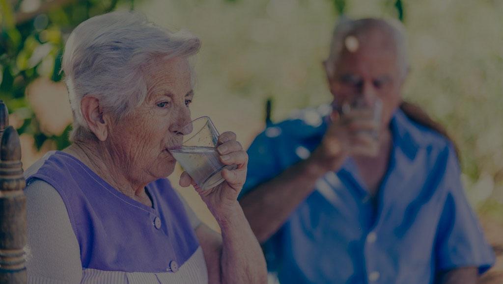 alimentación ancianos Residencia Acacias